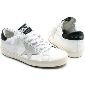 GOLDEN GOOSE 골든구스 슈퍼스타 블랙탭 SUPERSTAR G32MS590 E73 WHITE/BLACK